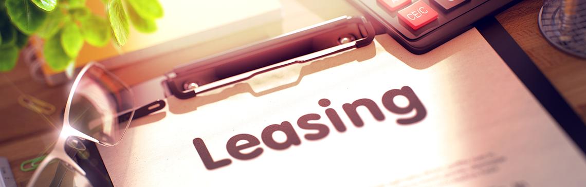 Leasing - nagłówek